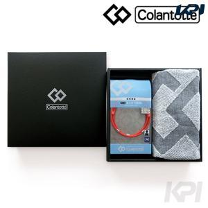 『即日出荷』コラントッテ Colantotte 健康・ボディケアアクセサリー ギフトBOX TWIN・フェイスタオル  TWIN-SET「ラッピング対象」|sportsjapan