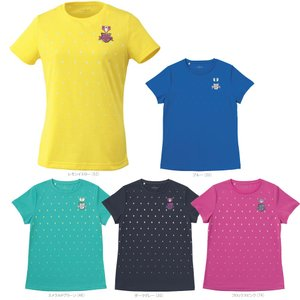 GOSEN ゴーセン 「レディースTシャツUT1401」ウェア|sportsjapan