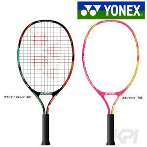 「ガット張り上げ済み」「2017モデル」YONEX ヨネックス 「V CORE Junior21 Vコア ジュニア21  VCJ21G」ジュニアテニスラケット|sportsjapan