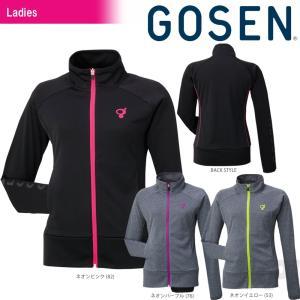 GOSEN ゴーセン 「レディース ニットジャケット W1501」テニスウェア「FW」|sportsjapan