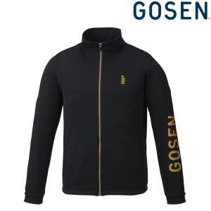 ゴーセン GOSEN テニスウェア ユニセックス ニットジャケット W1800 2018FW sportsjapan