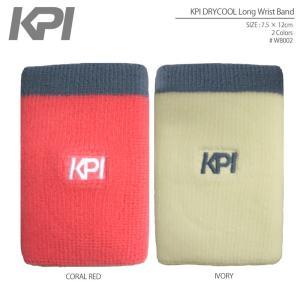 『即日出荷』 KPI(ケイピーアイ)「ドライクールロングリストバンド WB002」KPI+|sportsjapan