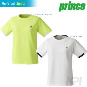 「2017新製品」Prince(プリンス)「ジュニア ゲームシャツ WJ186」テニスウェア「2017SS」KPI+|sportsjapan