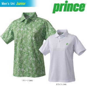 プリンス Prince テニスウェア ジュニア ジュニアゲームシャツ WJ194 2018SS 『即日出荷』|sportsjapan