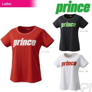 テニスウェア レディース プリンス Prince Tシャツ WL7094 2017FW 2017新製品|sportsjapan