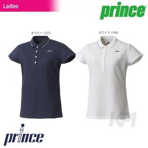 テニスウェア レディース プリンス Prince ポロシャツ WL7142 2017FW 即日出荷 2017新製品|sportsjapan
