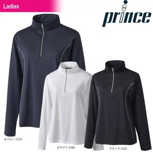 プリンス Prince テニスウェア レディース ロングスリーブシャツ WL8064 2018SS『即日出荷』|sportsjapan