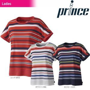 プリンス Prince テニスウェア レディース ゲームシャツ WL8070 2018SS『即日出荷』|sportsjapan