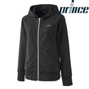 プリンス Prince テニスウェア レディース フーデッドジャケット WL8652 2018FW|sportsjapan