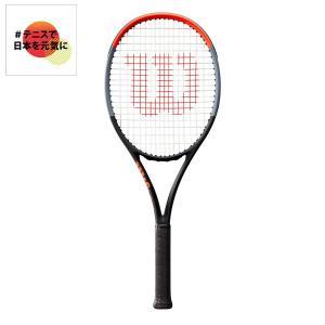 ウイルソン Wilson テニス硬式テニスラケット  CLASH 98 クラッシュ98 WR008611S 「#テニスで日本を元気に!プロジェクト」|sportsjapan