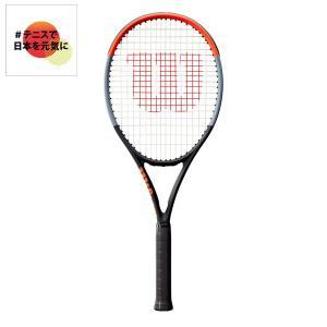 ウイルソン Wilson テニス硬式テニスラケット  CLASH 100L クラッシュ100L WR008711S「#テニスで日本を元気に!プロジェクト」|sportsjapan