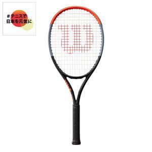 ウイルソン Wilson テニス硬式テニスラケット  CLASH 108 クラッシュ108 WR008811S「#テニスで日本を元気に!プロジェクト」|sportsjapan