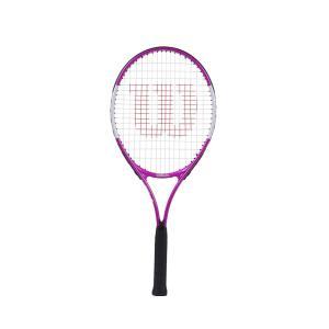 「ガット張り上げ済み」ウイルソン Wilson テニスジュニアラケット ジュニア Ultra Pink 25 ウルトラ ピンク 25 WR027810H|sportsjapan