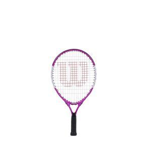 「ガット張り上げ済み」ウイルソン Wilson テニスジュニアラケット ジュニア Ultra Pink 21 ウルトラ ピンク 21 WR028010H|sportsjapan