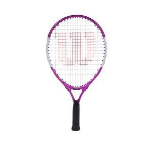 「ガット張り上げ済み」ウイルソン Wilson テニスジュニアラケット ジュニア Ultra Pink 19 WR028110H 受注後納期確認※予約|sportsjapan