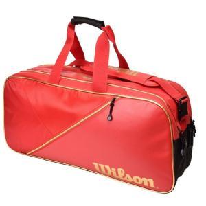 ウイルソン Wilson テニスバッグ・ケース  RECTANGLE BAG IV JPN RD WR8002101001 『即日出荷』|sportsjapan