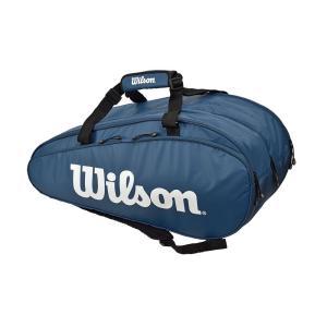 ウイルソン Wilson テニスバッグ・ケース  TOUR 3 COMP ラケットバッグ ラケット15本収納可能  WR8002302001|sportsjapan
