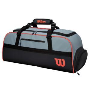 ウイルソン Wilson テニスバッグ・ケース  CLASH DUFFLE LARGE  クラッシュ ダッフルバッグ ラージ WR8002401001|sportsjapan