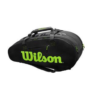 ウイルソン Wilson テニスバッグ・ケース  SUPER TOUR 2 COMP LARGE WR8004201001|sportsjapan