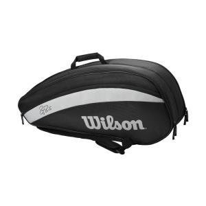 ウイルソン Wilson テニスバッグ・ケース  FED TEAM 6PK フェデラー チーム ラケットバッグ 6本収納可能 WR8005701001 『即日出荷』|sportsjapan
