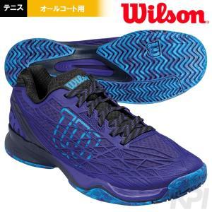 『即日出荷』「2017新製品」Wilson ウイルソン 「KAOS Men's ケイオス AC WRS322360」オールコート用テニスシューズ|sportsjapan