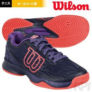 『即日出荷』「2017新製品」Wilson ウイルソン 「KAOS Women's ケイオス ウィメンズ AC  WRS322530」オールコート用テニスシューズ|sportsjapan