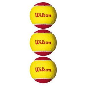 Wilson(ウイルソン)「STARTER EASY BALL(スターター・イージー・ボール) WRT137001」テニスボールKPI+|sportsjapan