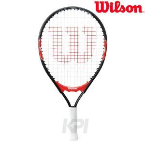 ウイルソン Wilson ジュニアテニスラケット Roger Federer 17 ロジャー・フェデラー17 WRT200400 KPI 2017新製品 「ガット張り上げ済」|sportsjapan