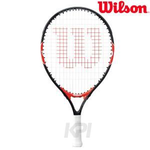 『即日出荷』「2017新製品」「ガット張り上げ済み」Wilson ウイルソン 「Roger Federer 19 ロジャー・フェデラー19  WRT200500」ジュニアテニスラケット 「KPI」|sportsjapan