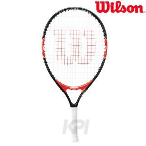 「2017新製品」「ガット張り上げ済み」Wilson ウイルソン 「Roger Federer 21 ロジャー・フェデラー21  WRT200600」ジュニアテニスラケット|sportsjapan