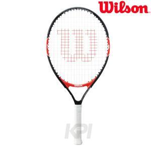 『即日出荷』「2017新製品」「ガット張り上げ済み」Wilson ウイルソン 「Roger Federer 23 ロジャー・フェデラー23  WRT200700」ジュニアテニスラケット 「KPI」|sportsjapan