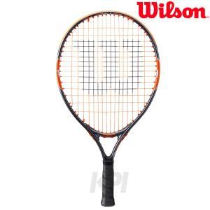 『即日出荷』「2017新製品」「ガット張り上げ済み」Wilson ウイルソン 「BURN Team 19 バーンチーム19  WRT209500」ジュニアテニスラケット 「KPI」|sportsjapan