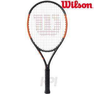 「2017新製品」「ガット張り上げ済み」Wilson ウイルソン 「BURN 25S バーン25S  WRT534000」ジュニアテニスラケット|sportsjapan