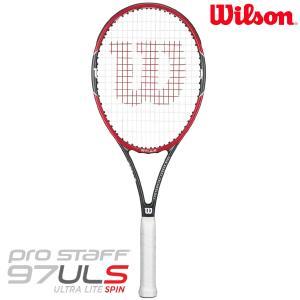 『即日出荷』Wilson ウイルソン 「PRO STAFF 97ULS プロスタッフ97 ウルトラライトスピン  WRT725110」硬式テニスラケットKPI+|sportsjapan