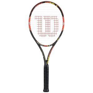 Wilson ウイルソン 「BURN 100LS バーン100LS  WRT725520」硬式テニスラケット スマートテニスセンサー対応 KPI+|sportsjapan