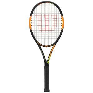 『即日出荷』Wilson ウイルソン 「BURN 95 バーン95  WRT727120」硬式テニスラケット スマートテニスセンサー対応|sportsjapan