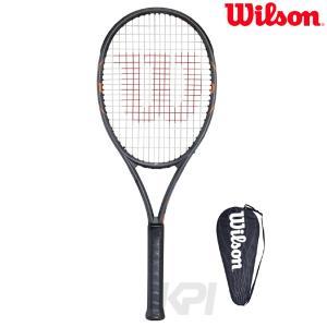 「2017モデル」Wilson ウイルソン 「BURN FST 95 バーンFST 95  WRT729010」硬式テニスラケット スマートテニスセンサー対応|sportsjapan