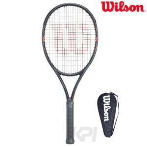 硬式テニスラケット ウイルソン Wilson BURN FST 99 バーンFST 99 WRT729110 スマートテニスセンサー対応 KPI 2017モデル|sportsjapan