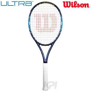 硬式テニスラケット ウイルソン Wilson ULTRA 97 ウルトラ97 WRT729610 スマートテニスセンサー対応 KPI 2017新製品|sportsjapan