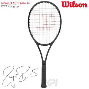 『即日出荷』 Wilson ウイルソン 「PRO STAFF RF97 Autograph プロスタッフ97RFオートグラフ  WRT731410」硬式テニスラケット スマートテニスセンサー対応KPI+|sportsjapan