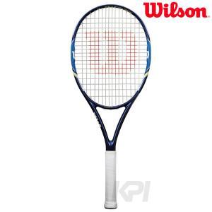 硬式テニスラケット ウイルソン Wilson ULTRA 100 TEAM ウルトラ100チーム WRT731910 2017新製品|sportsjapan