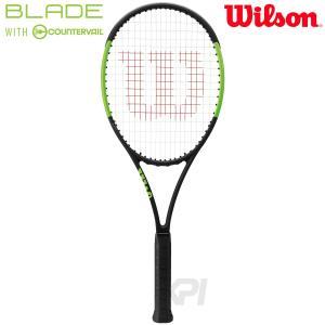 硬式テニスラケット ウイルソン Wilson BLADE 98S COUNTERVAIL ブレイド98S カウンターヴェイル WRT733010 2017新製品|sportsjapan