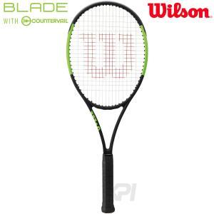 「2017新製品」Wilson ウイルソン 「BLADE 98 16×19  COUNTERVAIL ブレイド98 カウンターヴェイル  WRT733510」硬式テニスラケット 「KPI」|sportsjapan