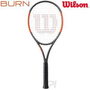 「2017新製品」Wilson ウイルソン 「BURN 100LS バーン100LS  WRT734510」硬式テニスラケット|sportsjapan