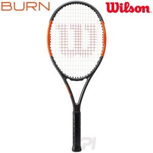 「2017新製品」Wilson ウイルソン 「BURN 100 TEAM COUNTERVAIL バーン100チーム カウンターヴェイル  WRT734710」硬式テニスラケット|sportsjapan