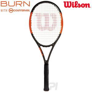 「2017新製品」Wilson ウイルソン 「BURN 95J COUNTERVAIL バーン95J カウンターヴェイル  WRT735510」硬式テニスラケット|sportsjapan