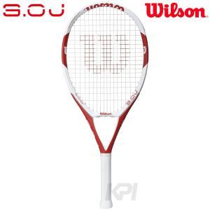 「2017モデル」Wilson ウイルソン 「3.0J 118 WRT736010」硬式テニスラケット「KPI」|sportsjapan