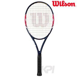 硬式テニスラケット ウイルソン Wilson ULTRA 100 TEAM PINK ウルトラ100チームピンク WRT736110 2017新製品|sportsjapan