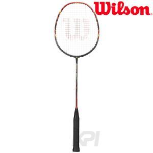 「2017新製品」Wilson ウイルソン 「RECON レコン  PX9600 OFFENSIVE RED WRT8004202」バドミントンラケット|sportsjapan