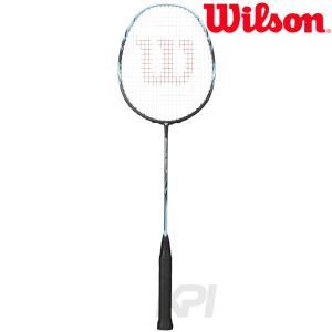 『即日出荷』「2017新製品」Wilson ウイルソン 「RECON レコン  PX7600 OFFENSIVE BLUE WRT8005202」バドミントンラケット|sportsjapan